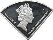 10 Dollars - Elizabeth II (Bougainville reef) – obverse