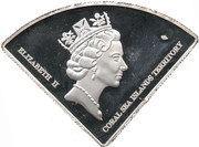 10 Dollars - Elizabeth II (Flora reef) – obverse