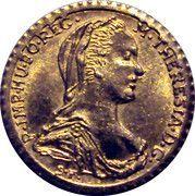 1 Thaler - Maria Theresia (1740-1780) – obverse