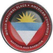 1 Dollar (Antigua and Barbuda) – reverse