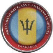 1 Dollar (Barbados) – reverse