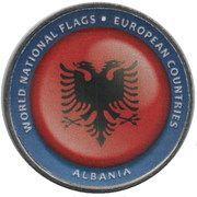 1 Dollar (Albania) – reverse