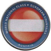 1 Dollar (Austria) – reverse