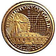 Medal - 1787 Brasher Doubloon – obverse