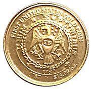 Medal - 1787 Brasher Doubloon – reverse