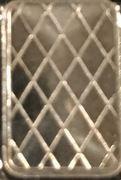 1 Gram Silver bar (Skull and crossknife ) – reverse