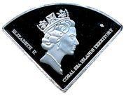 10 Dollars - Elizabeth II (Coringa Islets) – obverse