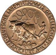 Medal - DLG Bronze Wine Prize – reverse