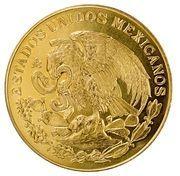 0.48 Onza (100th Anniversary of Batalla de Puebla; Medallic Gold Coinage) – obverse