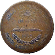 1 Peso - Mexico-Revolutionary (Jalisco) – reverse