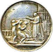Wedding Medal – obverse