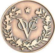 Fantasy Medal - Dutch East India Company (Teowan) – obverse