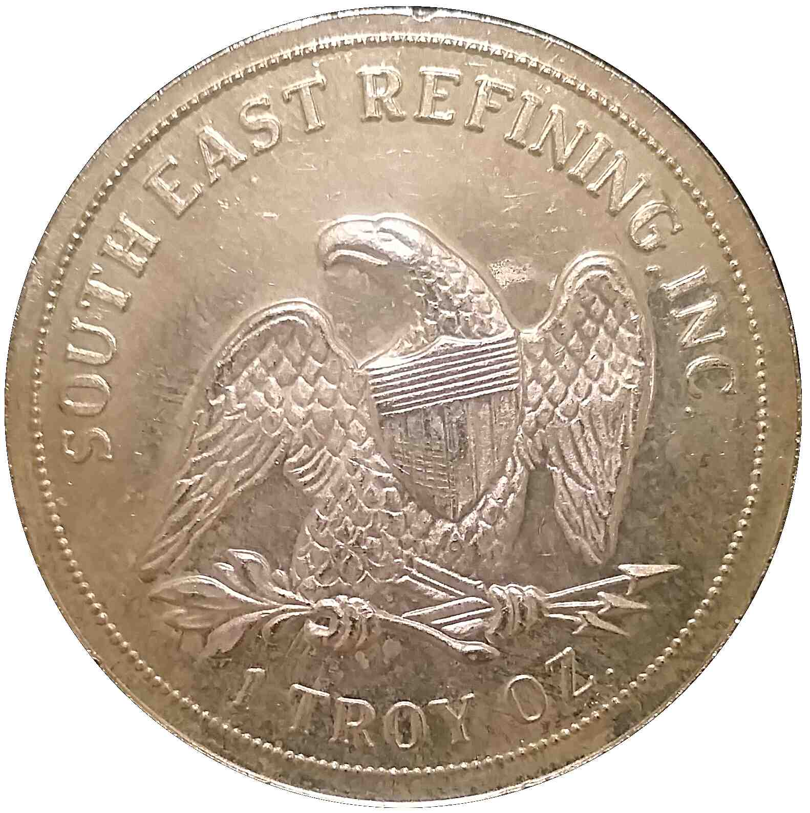 1 oz Silver (South East Refining