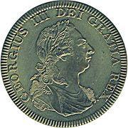 10 Reales - George III – obverse