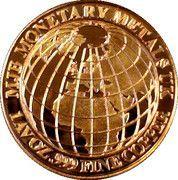 1 oz Copper(MJB Monetary Metals; Globe and Gears) – obverse