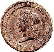 Medal - Queen Victoria Jubilee – obverse