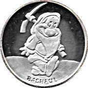 Walt Disney's Snow White 50th Anniversary - Bashful – obverse