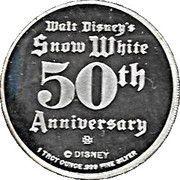 Walt Disney's Snow White 50th Anniversary - Doc – reverse