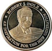 Medal - 2004 American Patriot Award (Bob Dole) – obverse