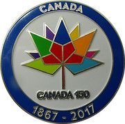 Medal - Club Timbres & Monnaies du Saguenay – reverse