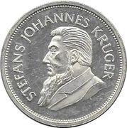 1 Ounce Silver (Krugerrand Commemorative) – obverse