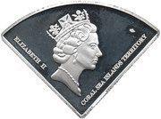10 Dollars - Elizabeth II (Cato Island) – obverse