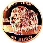 40 Euro (Muskox) – reverse