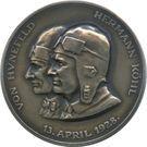 Medal - Atlantikflug der Bremen 1928 – obverse
