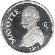 ¼ Euro (Mayotte Euro Fantasy Token) – obverse