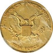 Medal of Merit – reverse