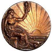 Medal - Centennial 1830-1930 – reverse
