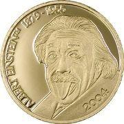 5 Dollars (Albert Einstein) – reverse