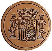 20 Céntimos (Spain) – obverse