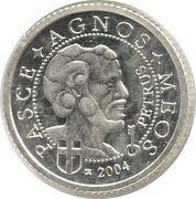 1 Dollar (Petrus) – reverse