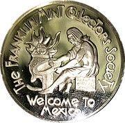 Medal - Fiesta Mexicana – reverse