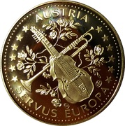 ECU - Servus Europa (Joseph Lanner) – reverse