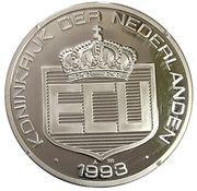 ECU - Beatrix (Dutch Queens) – reverse