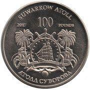 100 Pounds (Battle of Cape Kaliakra) – obverse