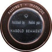 Medal - Canada Remembers (Passing?) – reverse