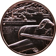 Medal - Canada Remembers (Finale) – obverse