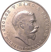 Medal - George V (Lalimli Mills) – obverse