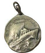 Medal - Leon Pancaldo C68 -  obverse