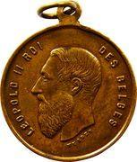 Medal - Leopold III (Festival of Ghent) – obverse