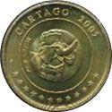 20 Cent (Cartago Fantasy Issues) – obverse