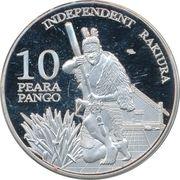 10 Peara Pango – reverse