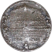 Medal - Washington Luis – reverse