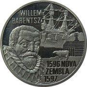 5 Euro - Beatrix (Willem Barentsz) -  reverse