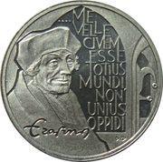 2½ ECU - Beatrix (Desiderius Erasmus) -  reverse