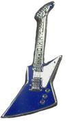 1 Dollar (Guitar coins - Blue Gibson X-plorer) – obverse