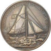 Medal - Lieutenant Jan Carel Josephus van Speyk – reverse
